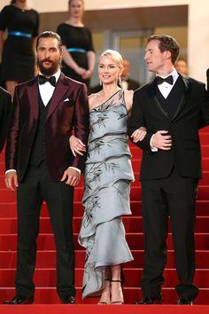 Naomi Watts in Armani 2015