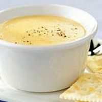 SUBMITTED BY: Glenda Here's a couple of homemade soup recipes that we enjoy: CHEDDAR CHOWDER 3 cups salted water 3 chicken bullion cubes (or use veggie stock) 4 peeled & cubed potatoes 1 … Broccoli Soup Recipes, Cream Of Broccoli Soup, Cream Soup, Cheddar Cheese Soup, Farmers Cheese, Cubed Potatoes, Veggie Stock, Kraft Recipes, Homemade Soup