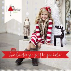 The TomKat Studio 2012 Holiday Gift Guide!  Adult Beverage Company is so excited to be featured in this guide this year!  CHEERS!