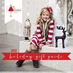 Cute Christmas outfit for Gigi