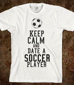 soccer player for @Tiffany Hatheway !!