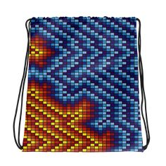 Abstract Wear is the only online store that focuses on abstract designs on Drawstring Bags and various other products, with a unique touch. Drawstring Backpack, Bags, Backpacks, Unique, Color, Design, Handbags, Colour