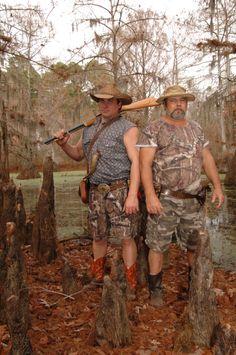Swamp Legends appearing on Swamp People Season 4