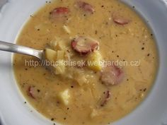 This is a category archive for Polévky Top Recipes, Cooking Recipes, Modern Food, Czech Recipes, Good Food, Yummy Food, Soups And Stews, Bon Appetit, Food And Drink