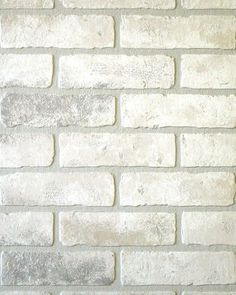 "Menards 25.97 - DPI™ Earth Stones 9"" x 6"" Whiteford Brick Hardboard Wall Panel (DIMS L?x48""x96"")"