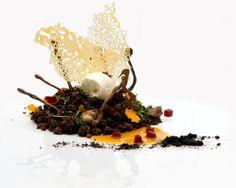 Masterchef Recipes, Chocolate Blanco, Flan, Sweet Treats, Cooking Recipes, Sweets, Beef, Ethnic Recipes, Garnishing