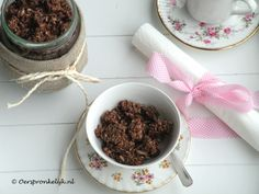 Oerspronkelijk: Choco Zonnepit Cruesli (notenvrij, paleo)