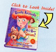 Randy Kazandy-Rhonda Fischer author in Kansas