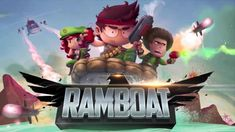 RAMBOAT GAMEPLAY IOS