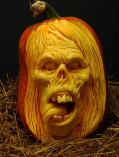 The Pumpkin Professional