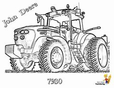 Who else wants dynamic John Deere Coloring Tractors? Handle sweet John Deere coloring pages for kids. Get hold of real tractor coloring. Print a coloring sheet of Deere Barbie Coloring Pages, Cartoon Coloring Pages, Coloring Pages To Print, Coloring Book Pages, Printable Coloring Pages, Toddler Coloring Book, Coloring Pages For Kids, Kids Coloring, Tractor Coloring Pages
