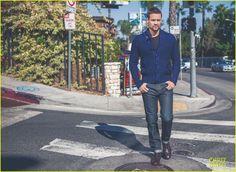 Shane West: 'Da Man' Magazine Feature December/January 2014 | shane west da man magazine feature december january 2014 01 - Photo