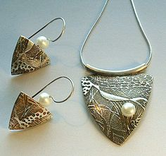Nature inspired jewelry | Patricia Kimle Designs