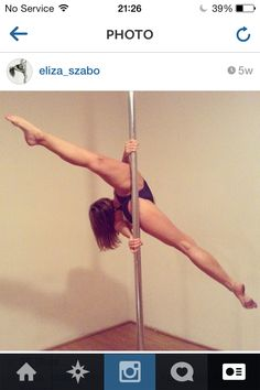 Daphne Split Variation #pole
