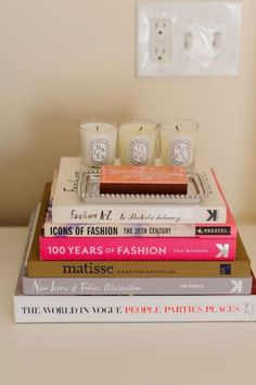 Styling Coffee Table Books | The Preppy Post Grad