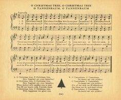 Free printable antique Christmas music page - O Come, All Ye Faithful - from Knick of Time Vintage White Christmas, German Christmas, Antique Christmas, Christmas Carol, Christmas Holidays, Country Christmas, Christmas 2019, Christmas Stockings, Christmas Tree Graphic