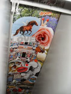 Enoah's world: Maak zelf een super leuke poster!!!  Je kan er helemaal je eigen draai aan geven. Polaroid Film, Phone Cases, Poster, Billboard, Phone Case