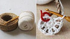 3 New Hobbies, Craft Tutorials, Basket, Sewing, Crochet, Kids, Crafts, Inspiration, Home Decor