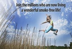 As a guy that smoked for years (really, even before and after workouts when I was younger), I know that quitting smoking is tough.    I tried a couple of times unsuccessfully and for years I felt
