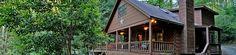 Pet Friendly Georgia Blue Ridge Mountain Cabin Rentals - Sliding Rock Cabins Ellijay GA