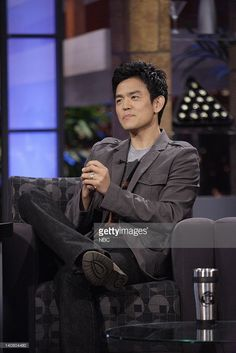 DALY -- Episode 900 -- airdate -- Pictured: John Cho -- Photo By: Stacie… Hot Men, Hot Guys, John Cho, Dear John, Aidan Turner, Muse, Korea, Asian, Actors