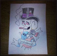 Casino Skull