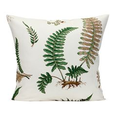 Svenskt Tenn's classic cushions are loved all over the world. Textile Stensöta is from the English textile company GP & Baker. Cushions On Sofa, Throw Pillows, Couch, Woodlands Cottage, Forest Cottage, Classic Cushions, Unique Sofas, Josef Frank, Textile Company