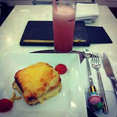 Croque e Pink Lemonade na Pati Piva  - @nativozza | Webstagram