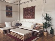 pallet couch - Google Search