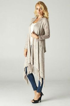 Love stitch cardigan