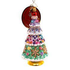 Christopher Radko Bonbon Delights Glass Ornament