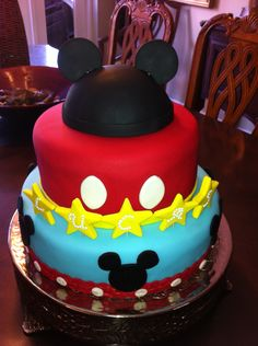 ... on Pinterest  Mickey mouse cake, Minnie mouse cake and Minnie cake