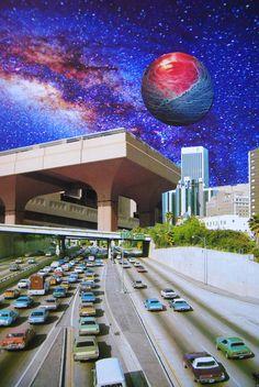 Interstellar Interstate, handmade collage 20% Off Home Decor + Free Worldwide Shipping: https://society6.com/turckart Song: https://www.youtube.com/watch?v=b8UGRDdJbfw