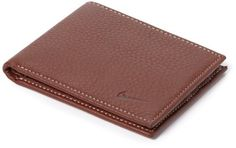 Nike Golf Men's Passcase Pebble Grain Leather Wallet, Brown, One Size Nike. $42.99. Hand Wash. 8 credit card pockets. 100% Leather. Full billfold Embossed Nike Swoosh logo. Save 34% Off!