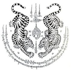 indonesian tattoo designs traditional - Buscar con Google