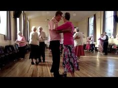 Melody Foxtrot - Tea Dance with John & Pat Harris