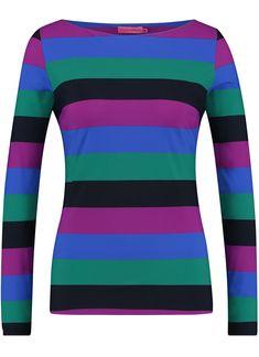 215b5a90496867 Studio Anneloes bb block ls shirt 02419 Dames kleding Shirts en Tops zwart  € 89