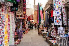 La Ciudadela, Artisan Market, Mexico City