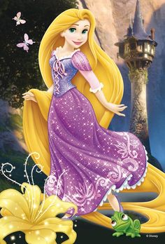 Rapunzel - Disney Princess Photo (34241663) - Fanpop fanclubs