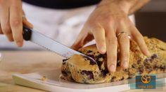 Le video ricette: il plumcake ai frutti di bosco