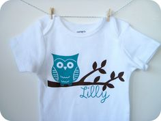 Heat transfer for Lily - love this shirt!