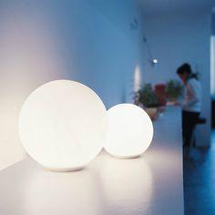 Artemide Dioscuri, una sfera luminosa perfetta anche per ambienti umidi ed esterni!