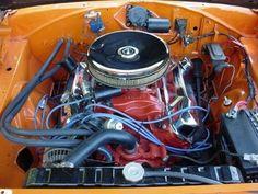 1969 Plymouth Roadrunner 383 Modified Engine Mopar