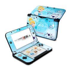 Nintendo 3DS XL Skin - Cinderella by Disney Princess | DecalGirl