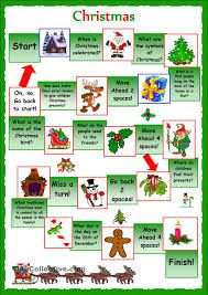 Risultati immagini per christmas vocabulary worksheets for elementary students