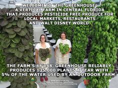"thinksquad: "" Hats off to The GreenHouse vertical farm! In a greenhouse, the farm grows plants a year in Tower Gardens, using of the water used by outdoor farming. The farm supplies. Edible Garden, Easy Garden, Garden Ideas, Indoor Garden, Organic Gardening, Gardening Tips, Organic Farming, Vegetable Gardening, Verticle Garden"