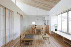 栗東の家 | 滋賀県 建築設計事務所 建築家 ALTS DESIGN OFFICE  (アルツ デザイン オフィス)