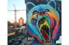 Los 50 murales más famosos del mundo