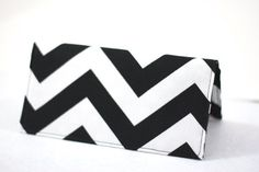 Hey, I found this really awesome Etsy listing at https://www.etsy.com/listing/36492819/checkbook-cover-in-black-and-white