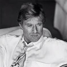 Robert Redford, fighter for the environment.
